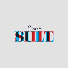 Serious Bullshit. (NELSONICBOOM) Tags: make typography design graphicdesign cool day every something sayings ffffound msced nelsonicboom weandthecolor