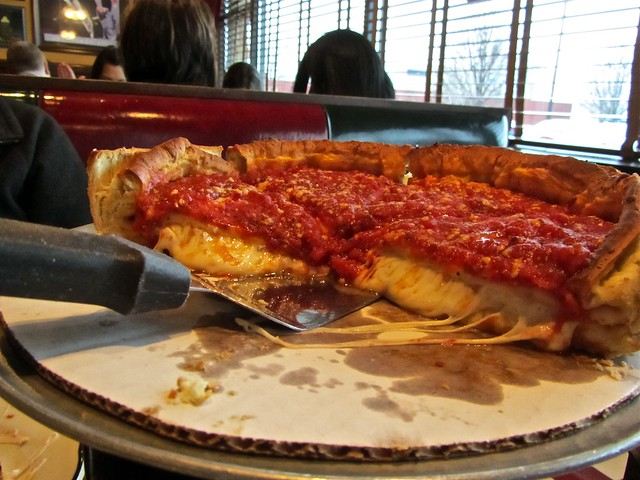 Giordano's, Chicago, pizza