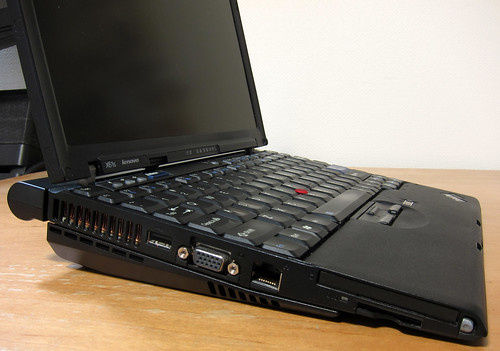 ThinkPad X61s with Extended Life Battery