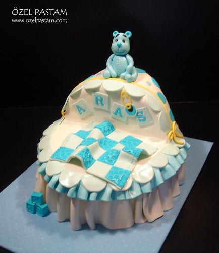 Bebek Beşiği Pasta