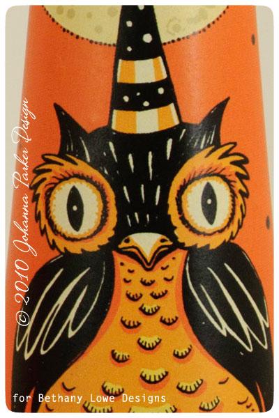 Owl-Horn-Face
