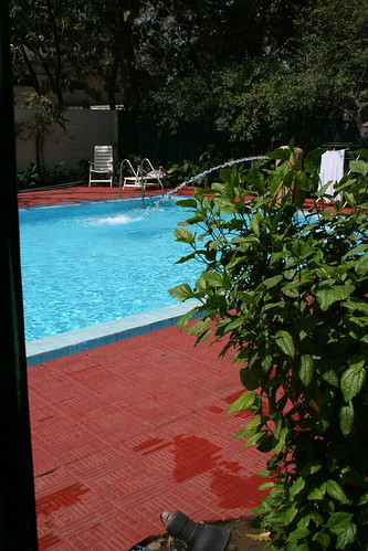 From flickr.com: Pool at Lutyens Bungalow {MID-170387}