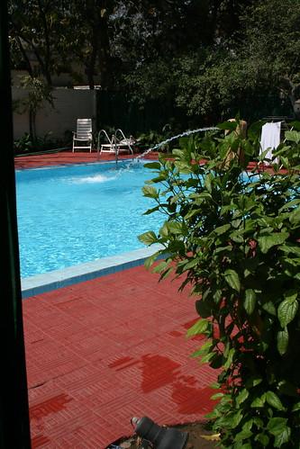 Pool at Lutyens Bungalow