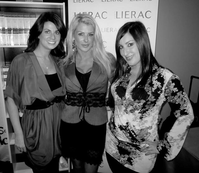 Jennifer Lexon, Lierac, Sheri Nadel, Haven 360 Oscar Gifting Suite, Andaz Hotel