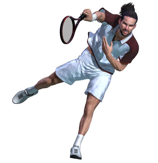 Virtua Tennis 4 - Rafter