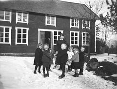 Barnehaven, Svanviken arbeidskoloni