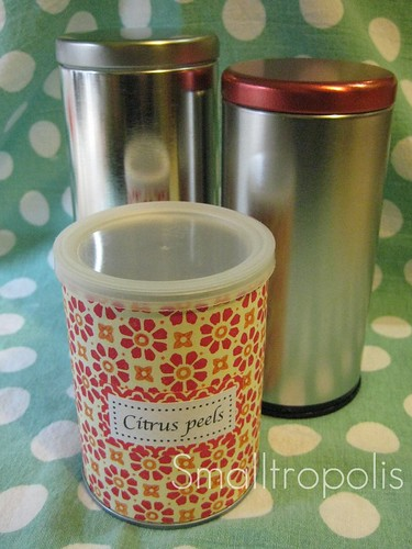 DIY tins