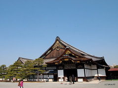 Nijo-jo, Kyoto, Japan