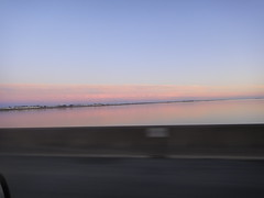 Sunset Reflected in the Yolo Bypass