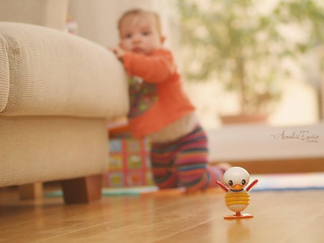 14/52- No quiero jugar con el pato