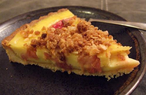rhubarb custard tart_03