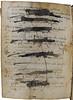 Manuscript annotations in Avicenna: Canon Medicinae