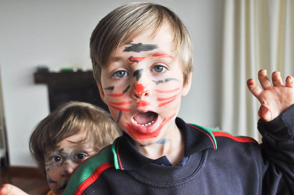 face paint-5