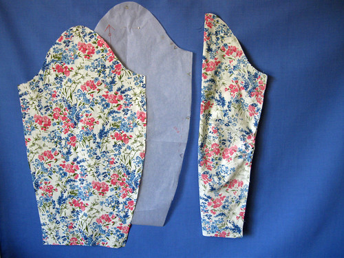 pinkblue floral sleeves