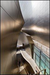 Walt Disney Concert Hall, Los Angeles (szeke) Tags: california city urban usa building art architecture buildings us losangeles unitedstates downtownla waltdisneyconcerthall concerthall 2011 canon7d mygearandme mygearandmepremium