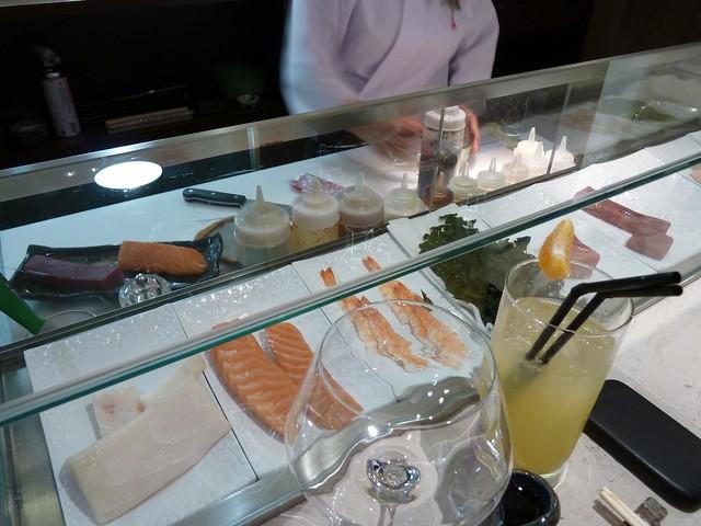 Barra de Sushi de Shikku Izakaya