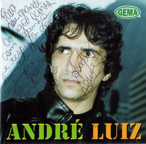 Artistas da Rocinha - Capa do disco de André Luiz