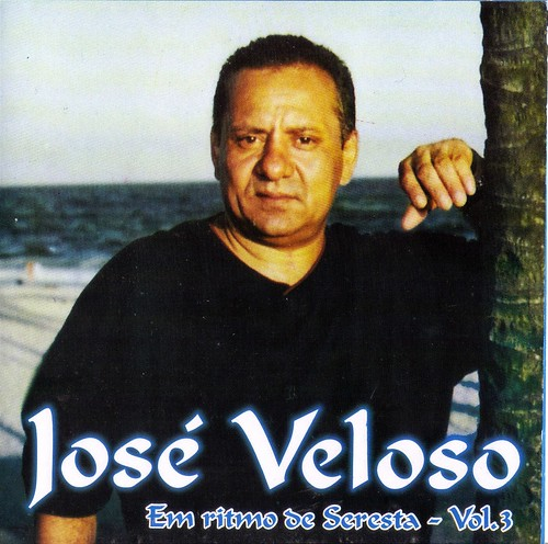 Artistas da Rocinha - Capa do disco de José Veloso