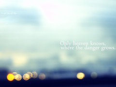 Only Heaven Knows, Where The Danger Grows. [Explore #475] ( Vive Le Rve Photography) Tags: blue light sky white selfportrait window car danger outside movement soft heaven jessica bokeh gimp olympus explore christie fade tones grows e510 jessicachristiephotography