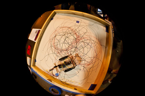 Drawbot Action