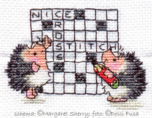 MS SAL Puzzle Hedgehogs