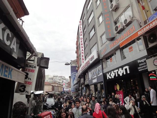 Çarsi em Besiktas, Istambul