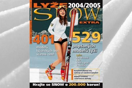SNOW 14 EXTRA - říjen 2004
