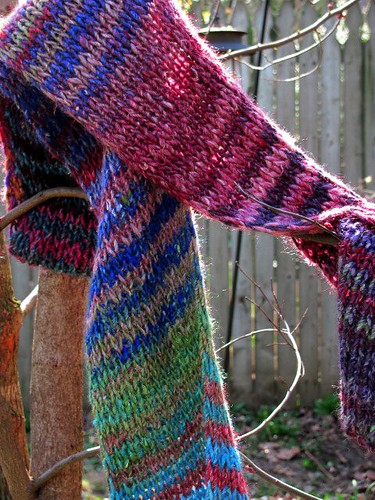 Noro Striped Scarf II