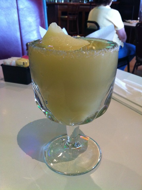 Texas Margarita from Los Comadres, Memphis, Tenn.