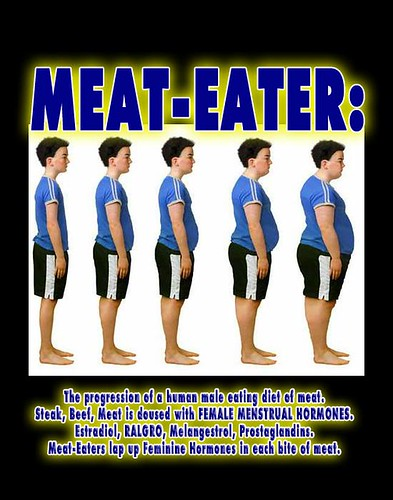 The Effects of a Paleolithic Omnivore Meat based Diet.