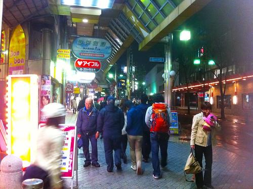 神戸、まぶしすぎるぜ