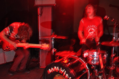 Bare Wires at Babylon