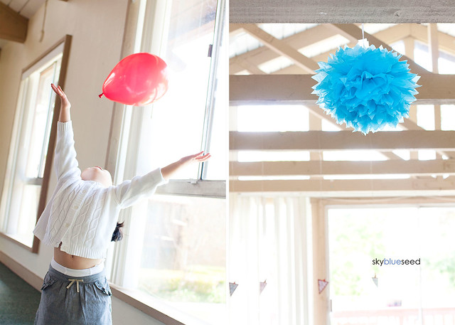 Balloon and Decor