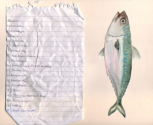 13) Mackerel