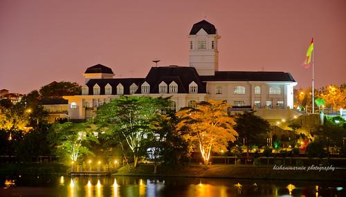 [Putrajaya] Istana Darul Ehsan