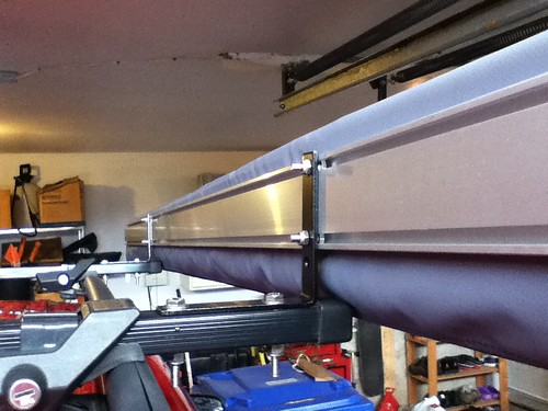 Which Awning Will Mount To Toyota Factory Roofrack Rails