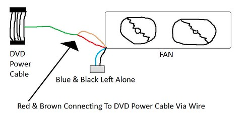 5628821718_3951e22405 xbox experts com tutorial easy 12v fan mod xbox 360 fan wiring diagram at fashall.co