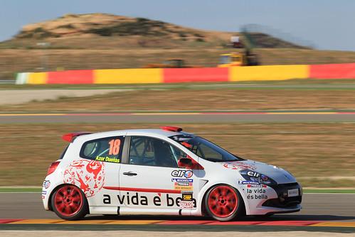 Dueñas Clio Cup Motorland