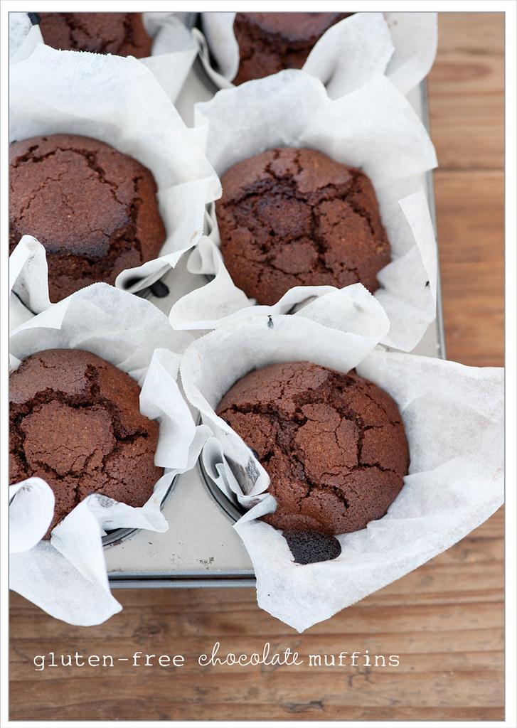 gluten-free chocolate muffin recipe5