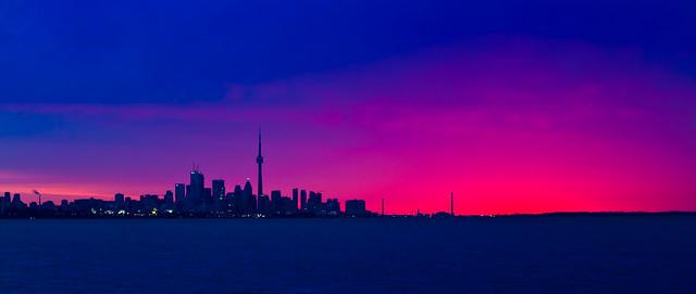 Wake up Toronto!