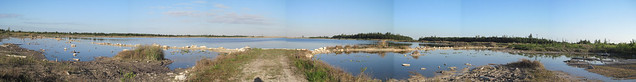 Harbour Lakes Pano 20110422