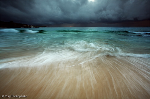 Coogee Beach by -yury-