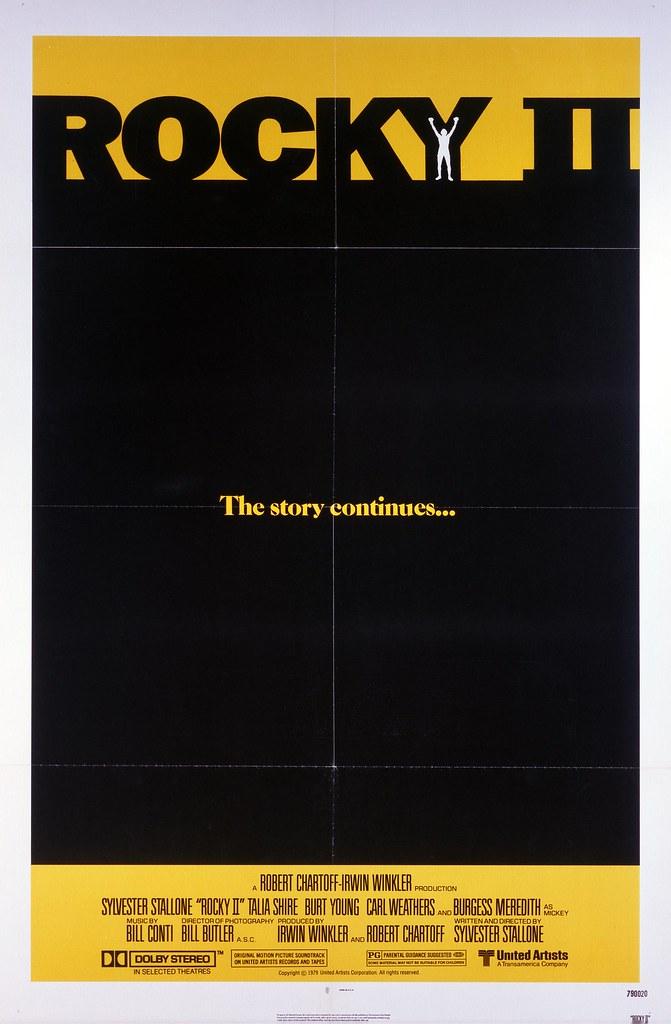 Rocky ii(洛奇2)1979