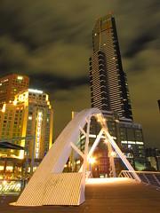 Eureka Tower (blue polaris) Tags: city tower night river oz australia melbourne victoria yarra vic eureka