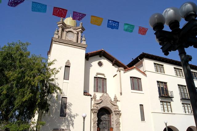 Olvera Street.