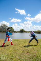 Gohan x Trunks (lordproject) Tags: picnic cosplay trunks gohan dbz