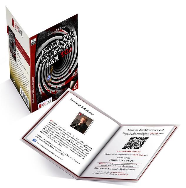 EPIDU Verlag: eBookCards bieten eBook-Lesefutter zum Anfassen