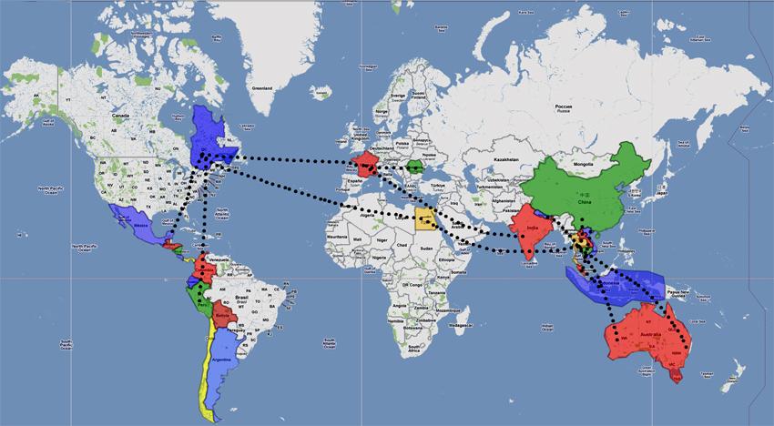 itineraire-carte-voyage