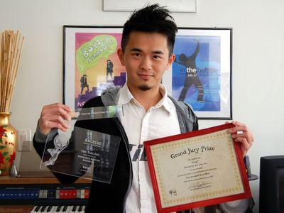 110426(3) - 台灣動畫師「郭彥廷(Kuo Yen-Ting)」的《鞦韆》入圍美國『學生奧斯卡』大獎提名!