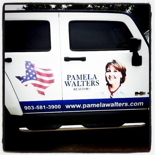 Pamela Walters in Tyler Texas